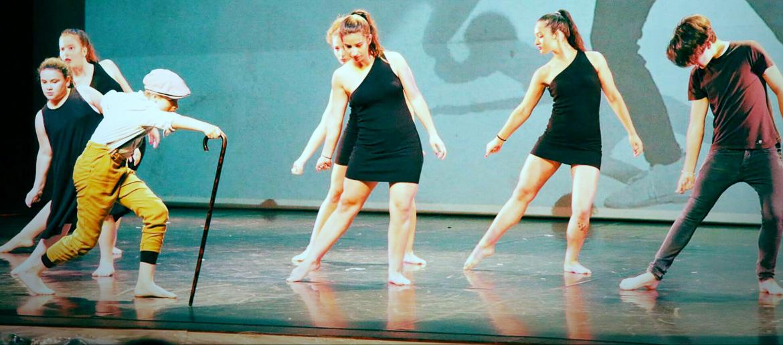 Bob Fosse por Sergio Noe Quintela Dancenter Teatro Aveirense 2016
