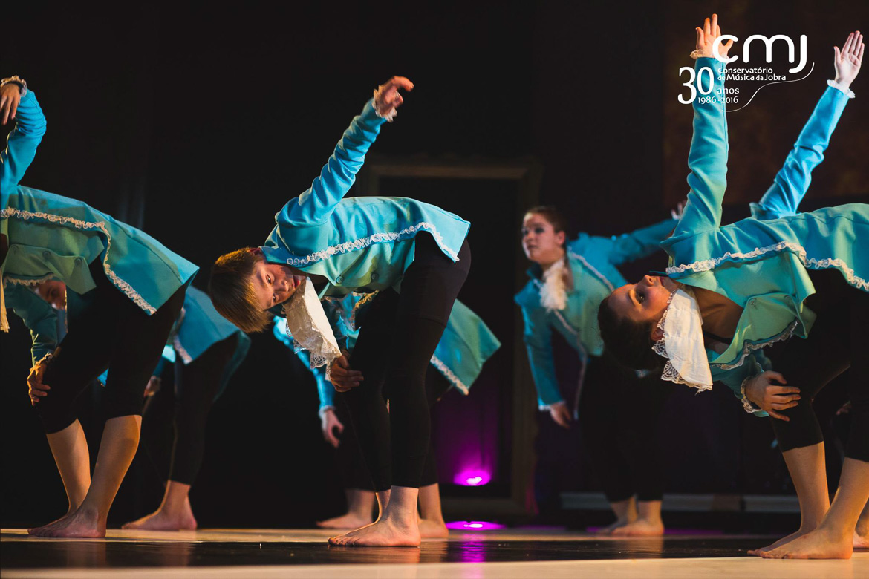 Espectaculo anual dança CMJ 2017 Cineteatro Alba
